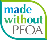 made without PFOA