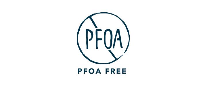 PFOA not used
