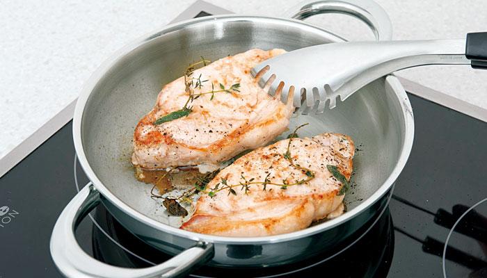 【低カロリー】肉・魚を油なしで「焼く」